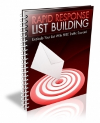 Product picture Rapid Response List Building