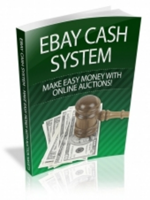 Product picture eBay Cash System